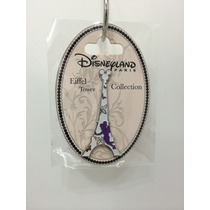 Pin Torre Eiffel Tinkerbell Exclusivo Disneyland Paris