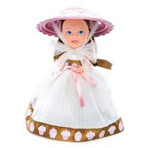 Boneca Da Estrela Cupcake Do Coração Bala De Coco