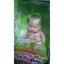Bonecas Na Caixa- Coleção Frutinhas
