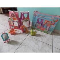 My Little Pony Casinha De Boneca - Salão ( Barbie - Polly)