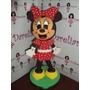 Minie Em Eva 3d 15 Cm - Mickey