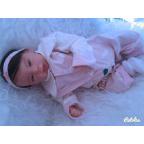 Bebe Reborn Valentina Detalhes Realisticos Boneca