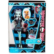 Monster High Frankie Stein Pet Original Mattel Wave 1