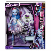 Boneca Mattel Monster High Abbey Bominable Ghouls Rule