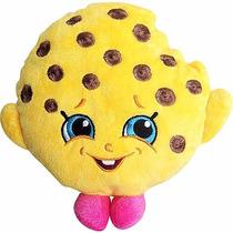 Pelúcia Shopkins Biscoito Kaká Cookie Da Dtc 15cms De Altura