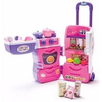 Cozinha Infantil Mobility Chef - Calesita