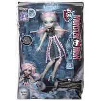 Promoção Boneca Monster High Assombrada Rochelle - Mattel