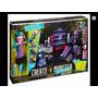 Monster High Estúdio Crie Seu Monstro