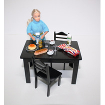 Comidinhas Miniatura Casa De Boneca -esc.1:12 -café Da Manhã