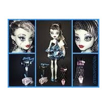Monster High Sweet 1600 Frankie Stein