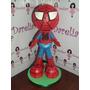 Homem Aranha Em Eva 3d 15 Cm - Super Heróis
