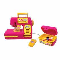 Máquina De Costura Infantil Lalaloopsy