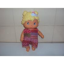 Boneca Limãozinho Da Coleção Moranguinho Iguti Baby Toys
