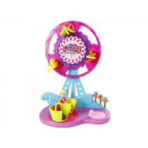 Polly Conjunto Parque Roda Gigante Cfm25 Mattel