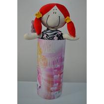 Boneca Mel Fashion Da Turma Da Mel Ref. B45