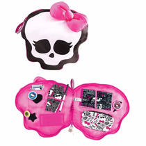 Monster High - Travesseiro Com Diário Secreto Skullet - Fun
