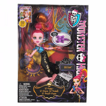 Monster High Mattel 13 Wishes - Genie Bbj90/bbj92