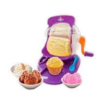 Fábrica De Sorvete Kids Chefe Multikids Br364 Mania Virtual