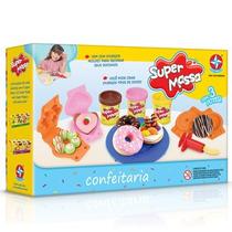 Novo Lacrado Brinquedo Super Massa Confeitaria Estrela