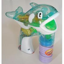 Peixinho Bolinha De Sabão Brinquedo Do Verão