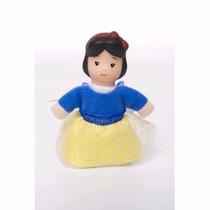 Boneca Da Estrela Fofolete Princesas Disney Branca De Neve