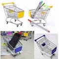 150x Porta Treco Mini Carrinho Compras Supermercado
