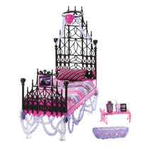 Monster High - Cama Fantasma Da Espectra - Y7714 - Mattel