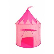Barraca Toca Infantil Castelo Dos Sonhos Princesa Mor