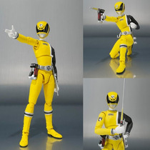 S.h. Figuarts Deka Yellow Dekaranger Spd Super Sentai