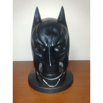 Batman - Máscara - Escala Real - Cosplay - 1/1