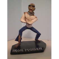 Eddie Iron Maiden Boneco Em Resina