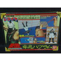 Ninja Jiraya - Jiraya - Rounin Haburamu - Ban Dai - Raro!