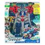 Transformers Estação De Combate - Optimus Prime - Hasbro