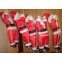 Papai Noel Subindo Escadinha - Medindo 58 X 21cm