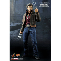 Wolverine - X-men - Origins - Hot Toys - Hottoys -