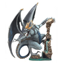 Eternal Clan Dragons Series 8 Mcfarlane Dragão Raridade