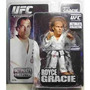 Novo Action Figure Ufc Ultimate Collector Royce Gracie