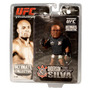 Novo Action Figure Ufc Ultimate Collector Anderson Silva