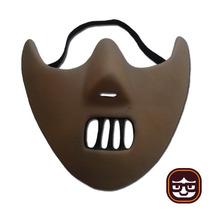 Máscara Halloween Fantasia Hannibal - Silencio Dos Inocentes