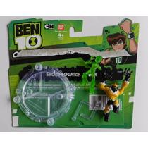 Boneco Ben 10 Omniverse - Shocksquatch & Ben - Bandai
