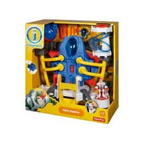 Imaginext Estação Espacial Alpha Explorer Fisher-price