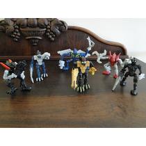 Lote 6 Bonecos Robo Lego Mc