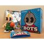 Toy Art Bots 3 Inch Mascote Basquete Kidrobot Dunny Munny
