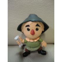 Brinquedo Coleção Magico De Oz Espantalho Boneco Mc Donalds