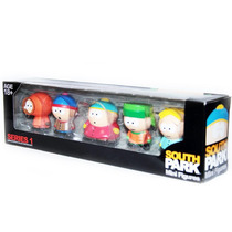South Park 5 Boneco Cartman Marsh Broflovski Mccormick Stotc