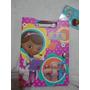 Prancheta Bloco Lápis Adesivos Dr Brinquedos Disney Original