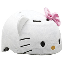 Capacete 3d Hello Kitty. (usa)