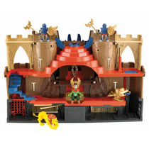 Castelo Do Leão - Imaginext Medieval - Fisher-price