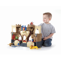 Castelo Do Leão - Imaginext Medieval - Fisher-price
