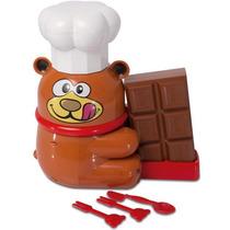Kids Chef Prepara Foundue Maker Infantil Brinquedo Multikids